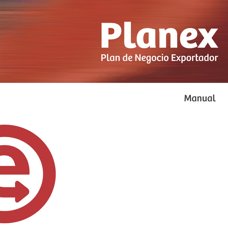 MANUAL PLANEX
